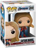 Endgame - Captain Marvel Vinyl Figure 459 (figuuri)