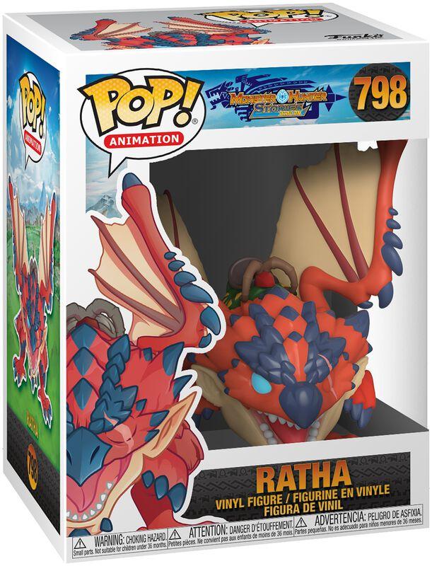 Ratha Vinyl Figure 798 (figuuri)