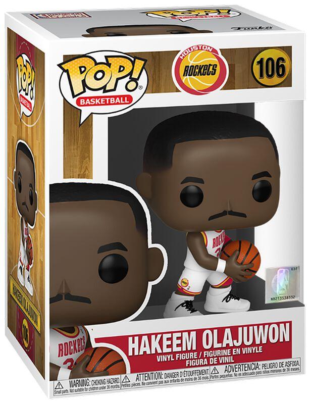 Houston Rockets - Hakeem Olajuwon (Home Jersey) Vinyl Figure 106 (figuuri)