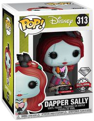 Dapper Sally (Glitter Diamond Edition) Vinyl Figure 313 (figuuri)