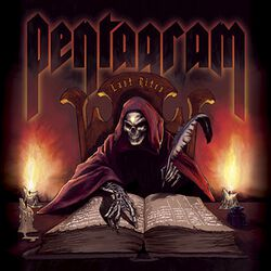 Pentagram (US) Last rites