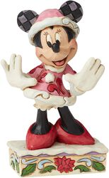 Minnie Mouse Christmas Mini Figurine (figuuri)