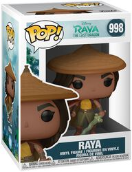 Raya Vinyl Figure 998 (figuuri)