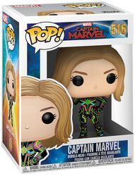 Captain Marvel Vinyl Figure 516 (figuuri)