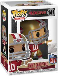 San Francisco 49ers - Jimmy Garoppolo Vinyl Figure 141 (figuuri)