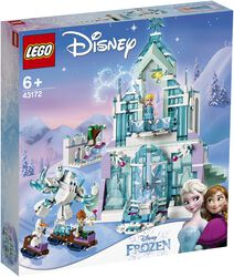 43172 - Elsa's Magical Ice Palace