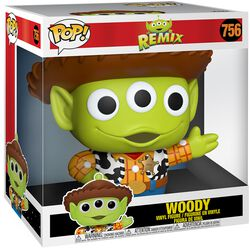 Alien As Woody - (Jumbo Pop!) Vinyl Figure 756 (figuuri)