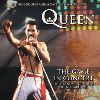 The game in concert - The legendary broadcast Buenos Aires 1981
