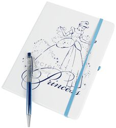 Secret Princess - Notebook with Pen