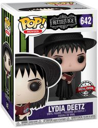 Lydia Deetz Vinyl Figure 642 (figuuri)