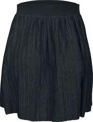 Ladies Jersey Pleated Mini Skirt