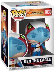 Ken The Eagle Vinyl Figure 1030 (figuuri)