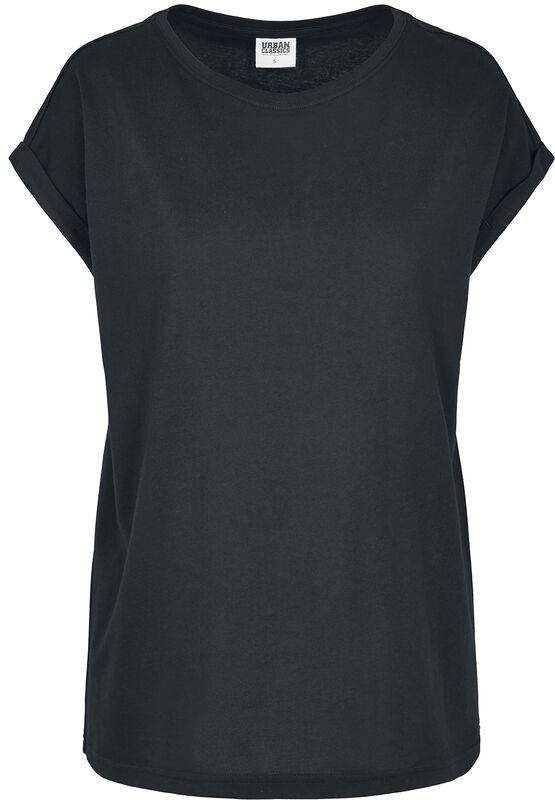 Ladies Organic Extended Shoulder Tee T-paita