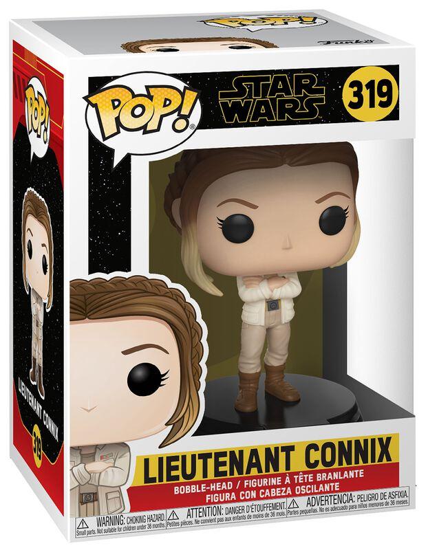 Episode 9 - The Rise of Skywalker - Lieutenant Connix Vinyl Figure 319 (figuuri)