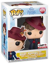 Mary Poppins with Umbrella Vinyl Figure 470 (figuuri)