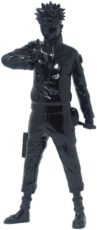 Shippuden - The Will of Fire - The Epic Ninja Statue Black