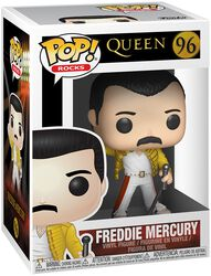Freddie Mercury (Wembley 1986) Rocks Vinyl Figure 96 (figuuri)