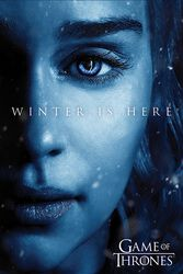Winter is here - Daenerys Targaryen