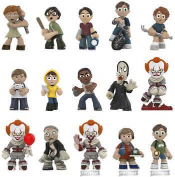 IT (2017) Mystery Mini Blind