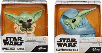 The Mandalorian - The Child (Baby Yoda) 2 kpl setti