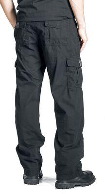 Armeijatyyliset vintage-housut