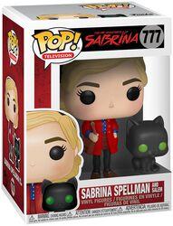 Sabrina Spellman and Salem Vinyl Figure 777 (figuuri)