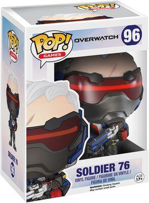 Soldier 76 Vinyl Figure 96 (figuuri)