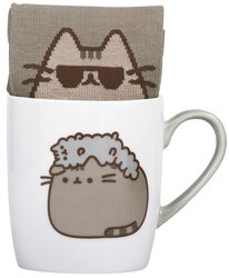 Pusheen and Stormy - Muki ja sukat