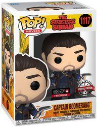 Captain Boomerang Vinyl Figure 1117 (figuuri)