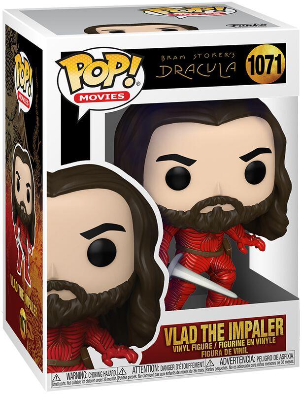 Bram Stoker's Dracula Vlad The Impaler Vinyl Figure 1071 (figuuri)