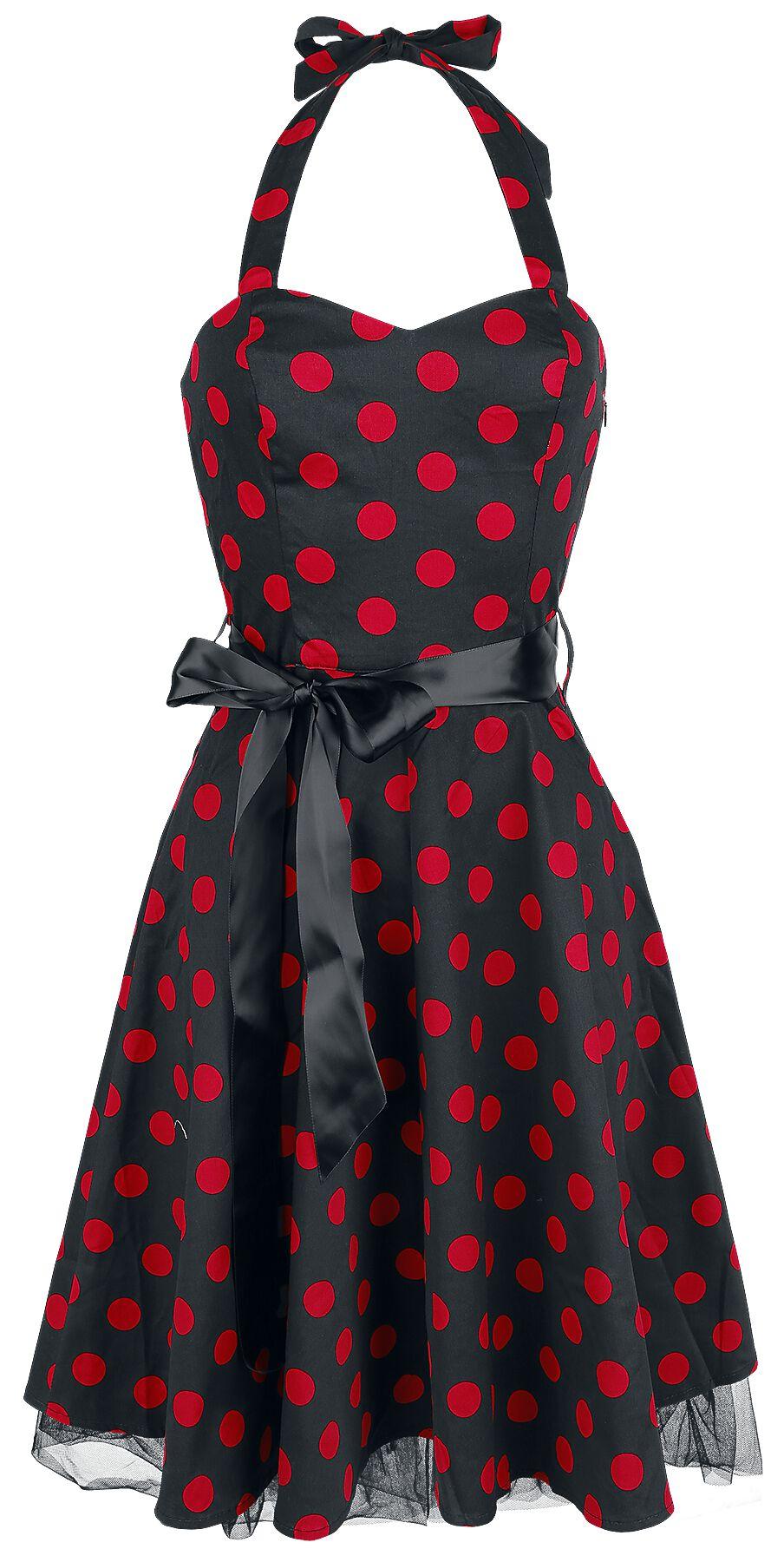 Polka Dot Dress  52e8b0f746