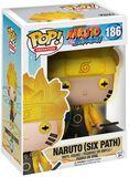 Naruto - Six Paths (GITD) Vinyl Figure 186 (figuuri)