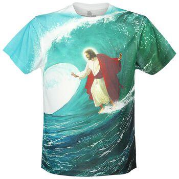 Surfs Up Jesus