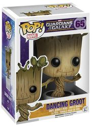 Dancing Groot Vinyl Bobble-Head 65 (figuuri)