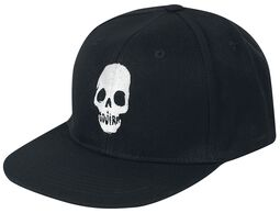 Mouth Skull - Snapback Cap