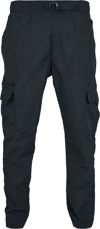 Adjustable Nylon Cargo Trousers reisitaskuhousut