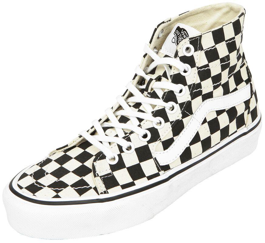 SK8-Hi Tapered Checkerboard