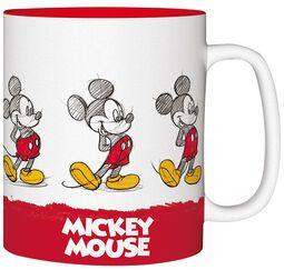 Mickey Sketch