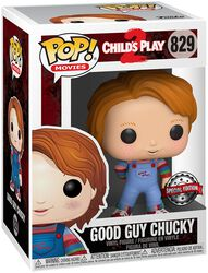 Chucky Childs Play 2 - Good Guy Chucky Vinyl Figure 829 (figuuri)