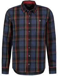 Men's Flannel-Look Shirt