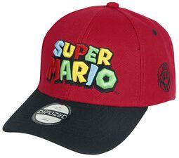 Mario - Logo