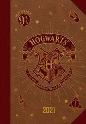 2021 A5 Diary - Hogwarts