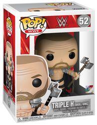 Triple H (Skull King) (Chase-mahdollisuus) Vinyl Figure 52 (figuuri)