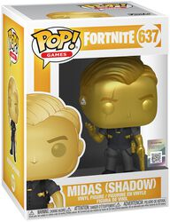 Midas (Shadow) (Metallic) Vinyl Figure 637 (figuuri)
