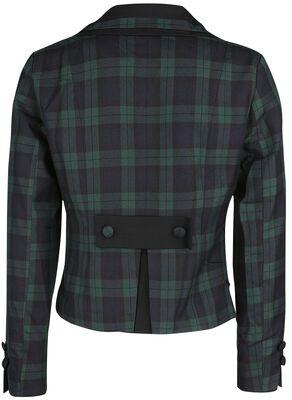 Vintage Tartan Jacket