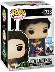 40th - Ripley Holding Jonesy (Funko Shop Europe) Vinyl Figure 733 (figuuri)
