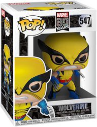 80th - First Appearance: Wolverine Vinyl Figure 547 (figuuri)