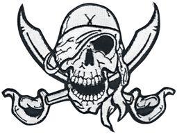 Patch: Pirate Skull