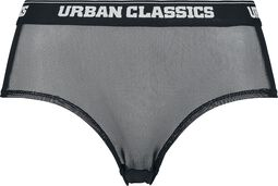 Ladies Tech Mesh Logo Panty