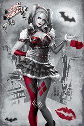 Harley Quinn (Batman Arkham Night)